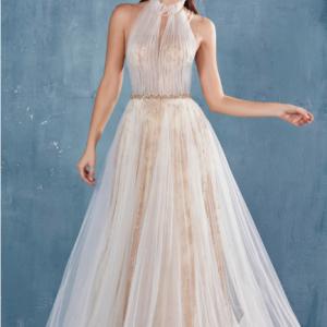 Allettante  Bellezza Designer Gowns