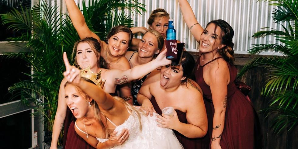 Bridal Entourage Registration