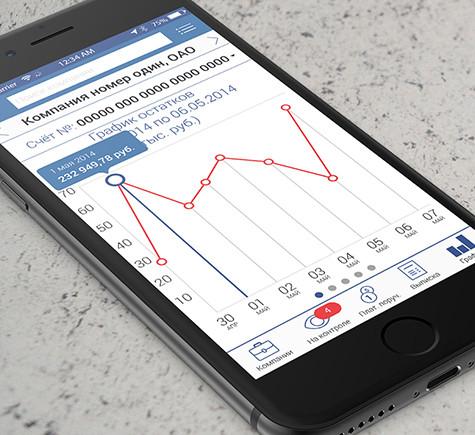 Мобильный банк дляюридическихлиц БМbusiness