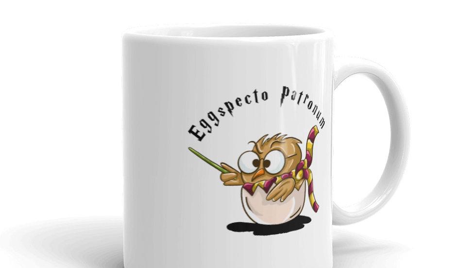 Eggspecto Patronum Mug