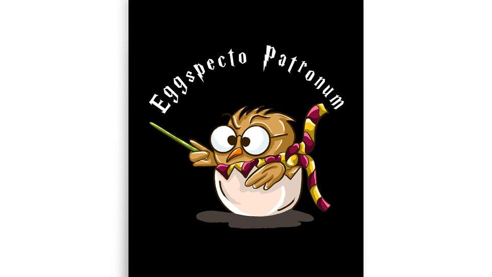 Eggspecto Patronum 8x10 Poster