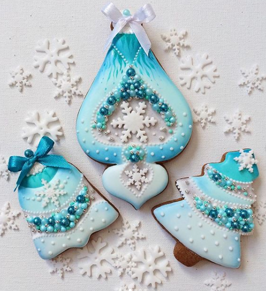 Dobrie Pryaniki  Holiday Cookies