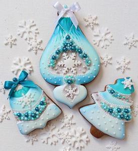 Dobrie Pryaniki  Holiday Cookies