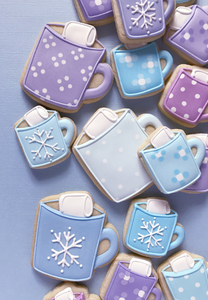 Holly Fox Holiday Cookies