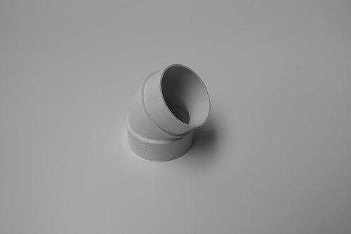 45° Spigot Bogen (i/a)