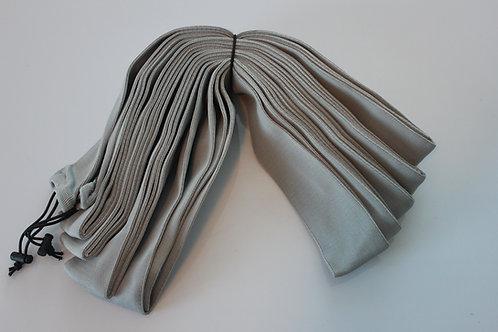 Textilschutz grau, 9m