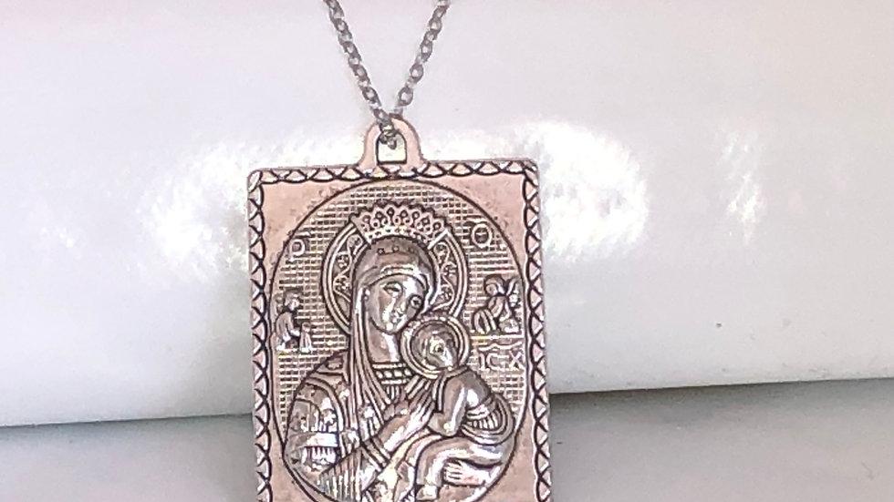 Médaille de la Vierge Marie