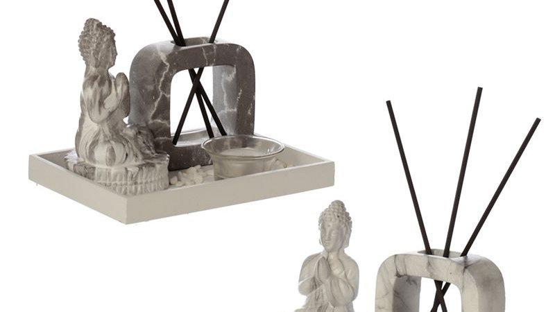 Ensemble décoratif bouddha