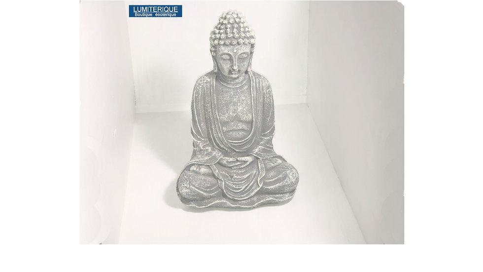 Statue Bouddha méditation