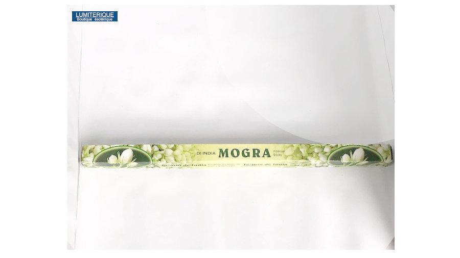Bâtons d'encens Jasmin d'Inde Mogra