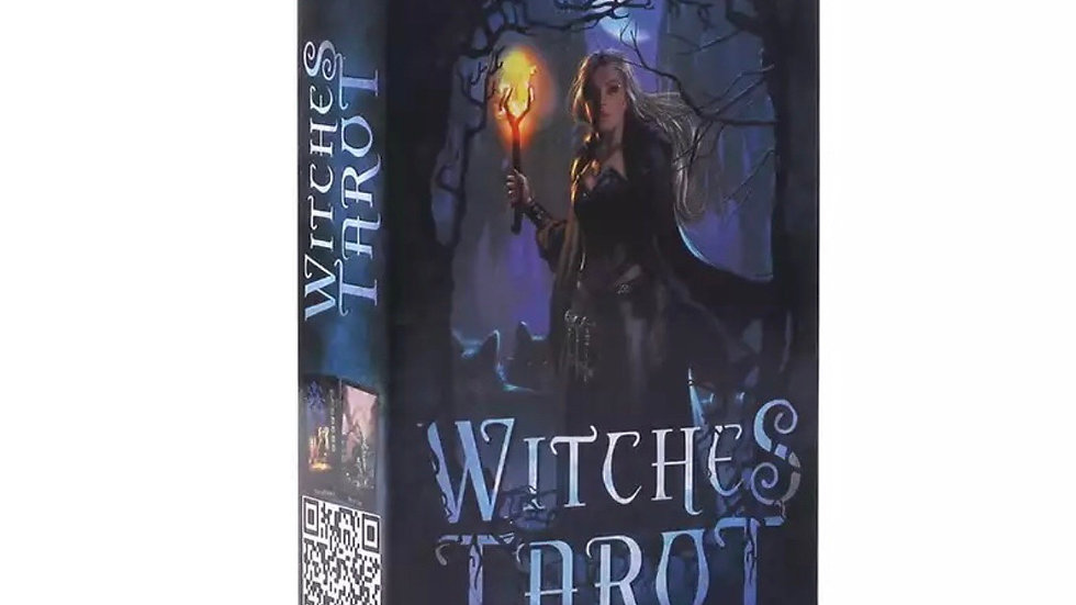 Tarot Sorcière Witches