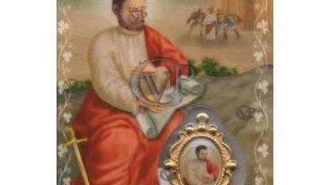 Médaille Saint Mathieu