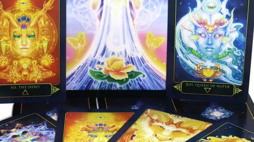 Tarot Dream Gaia