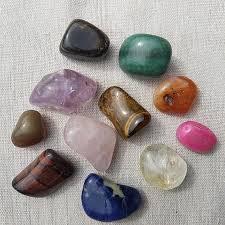 Les minéraux magique de Lumiterique