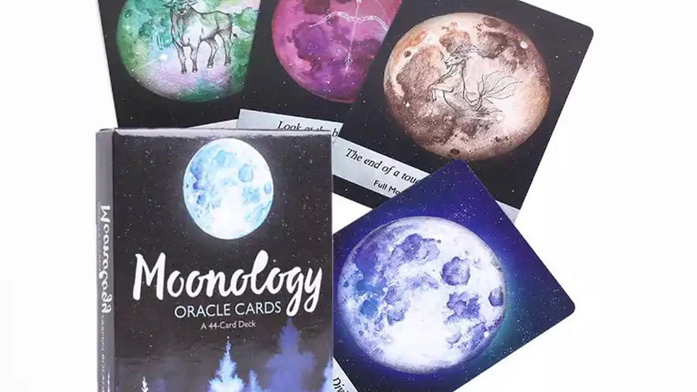 Oracle Moonology  Lune