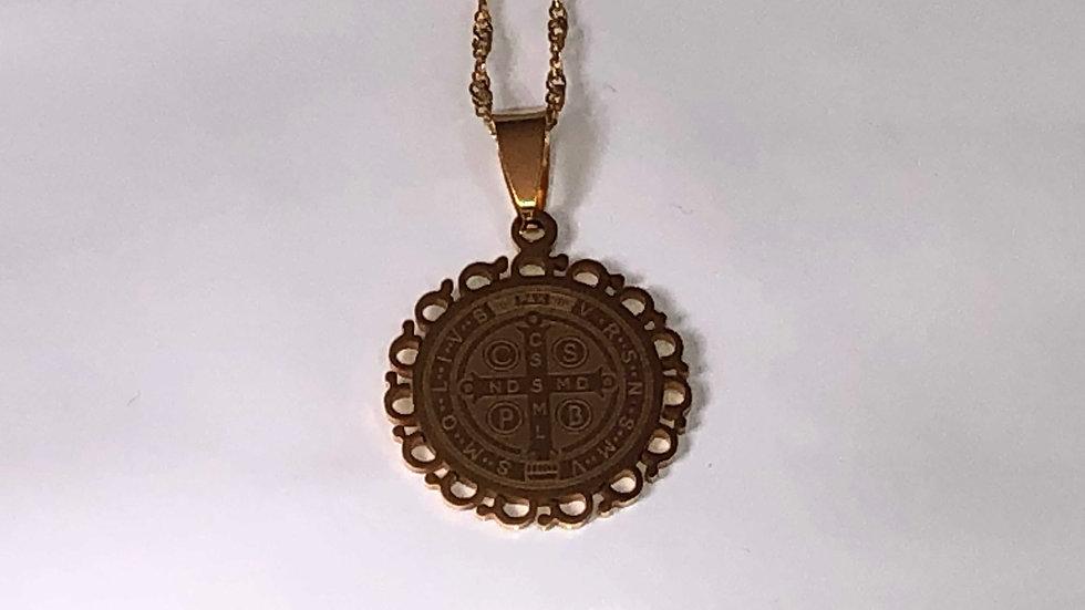 Médaille religieuse Croix