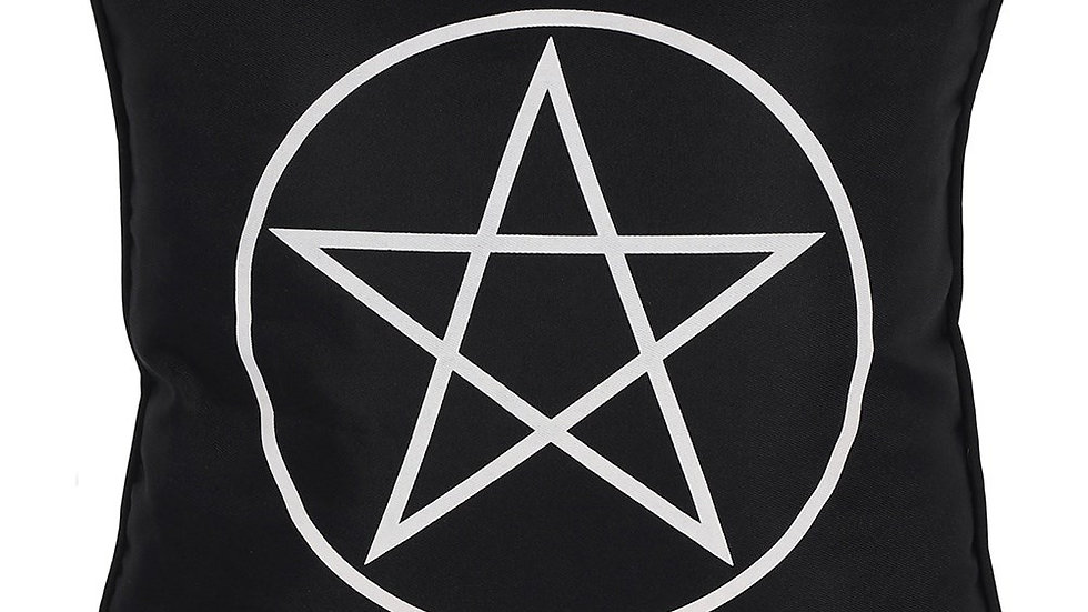 Coussin pentagramme pentacle