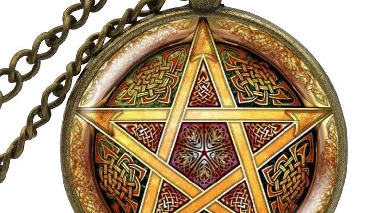 Pendentif talisman