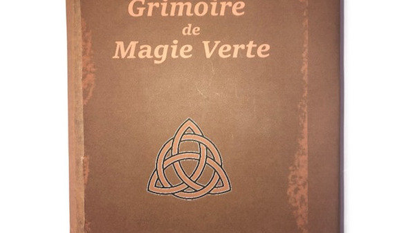 Grimoire de magie verte Wicca