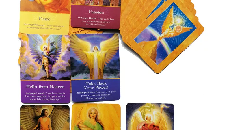 Oracle Archange Magique