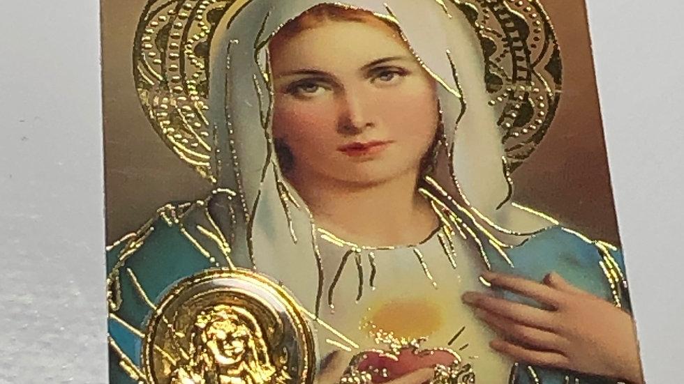 Prière Coeur Immaculé de Marie