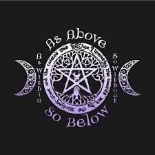 La magie verte et blanche dans la Wicca et la sorcellerie