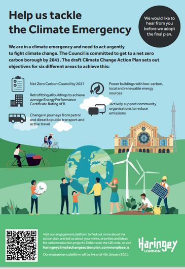 Haringey Climate Change Action Plan (HCCAP)