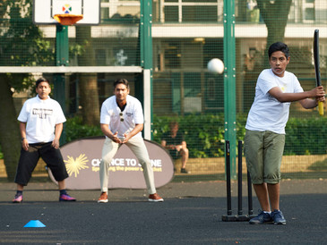 Sports activities at Selby Centre