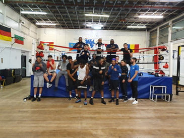 Latest News from Selby Boxing Club