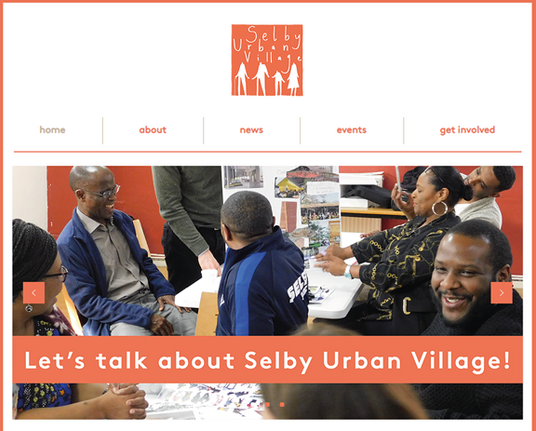 Selby Urban Village: Launch of project website