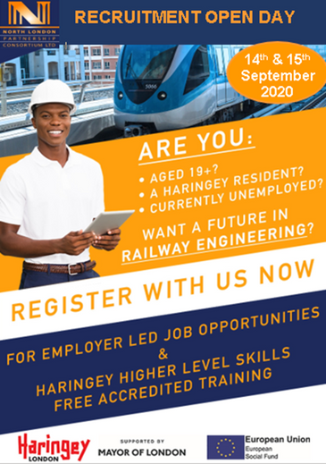 Now Recruiting for Railway Track Operatives