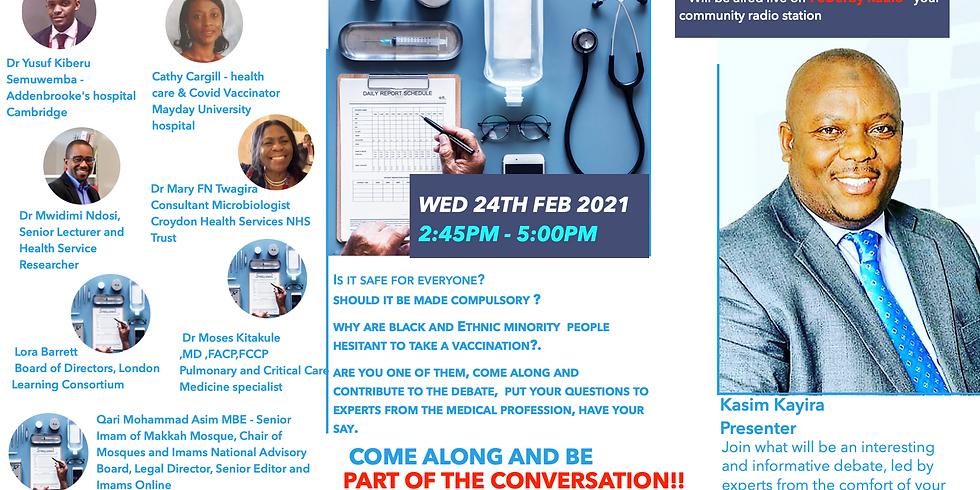 Are COVID-19 Vaccines Safe Public Webinar