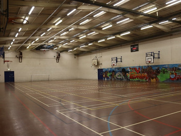 Sports Hall Refurbishment Case Study