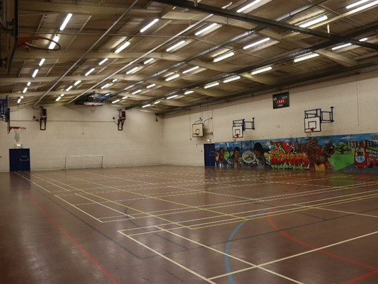 Sports Hall Refurbishment Case Study