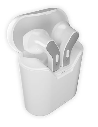 Les écouteurs bluetooth Pody Z de Wabdesign