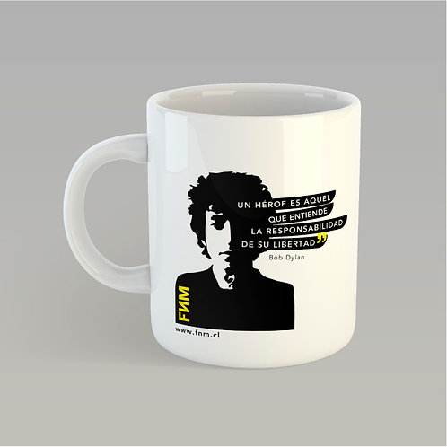 Taza Bob Dylan
