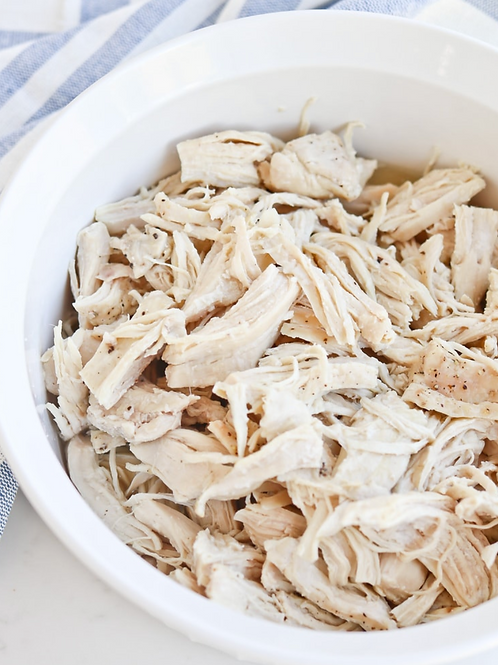 Organic Shredded Chicken Breast