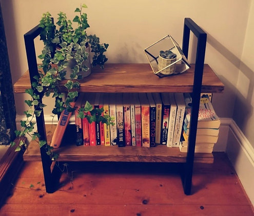The Burnage. Book Shelf