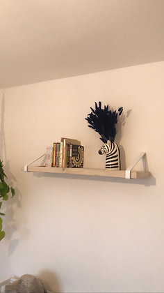 The Burnage. Shelf and Triangular Bracket