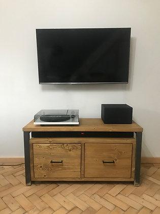 The Whitworth. Record Storage Unit / Stand / Cabinet.