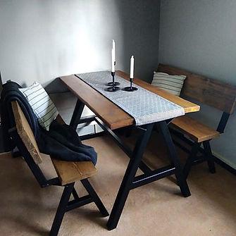Crafty Creations MCR Dining Furniture