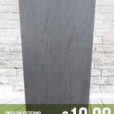 Gres porcellanato rettificato da esterno 30 x 60 | Effetto cemento