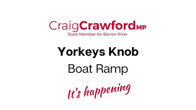 Yorkeys Knob Boat Ramp Upgrade