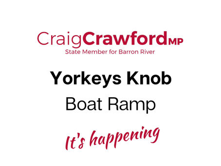 Yorkeys Knob Boat Ramp Upgrade