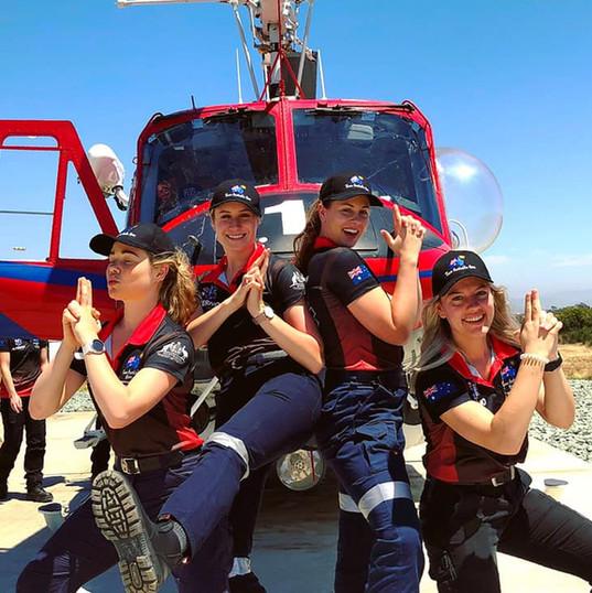 Team Australia EMS USA