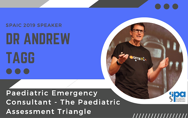 Dr Andrew Tagg #SPAIC2019