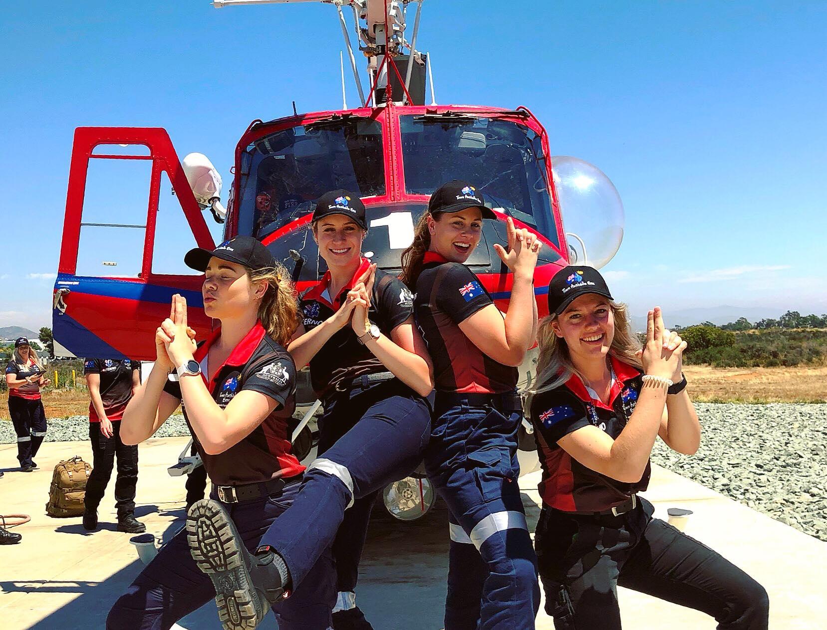 Team Australia EMS