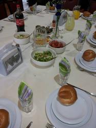 סעודת שבת בכפר האינדיאני