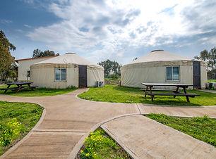 אוהלים מונגולים