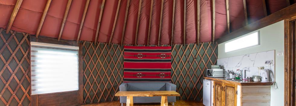 אוהל מונגולי